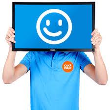 Cool Blue Coolblue Hard Op Weg Naar Social Business Marketingfacts