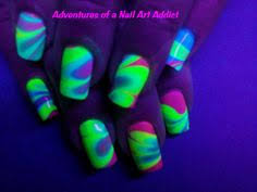 blacklight nail polish neon nail polish neon accessories