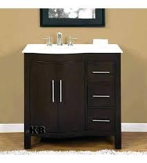 Narrow Bathroom Vanities Narrow Bathroom Vanity Cabinets Centom