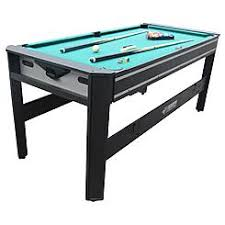atomic 2 in 1 flip table 7 feet combination game tables multi game tables sears