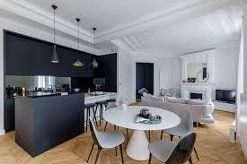 cuisine architecte haussmann epuré architecte d intérieur