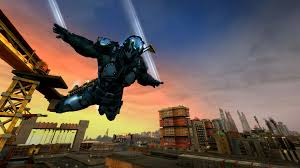 crackdown returns game wallpapers game development at uoit