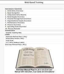 Army Alms Help Desk by Gcss Army Smart Book Release 2 0 Pmo Gcss Army Logistics