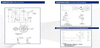 hermetic r134a dc brushless refrigerator compressor for 12v buy