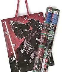 wars gift bags wars christmas gift wrap bag bundle set
