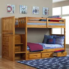 Bunk Beds Sets American Furniture Bedroom Classics Mission Staircase