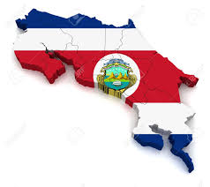 Map Of San Jose Costa Rica by 3d Map Of Costa Rica Stock Photo Picture And Royalty Free Image