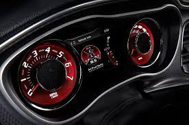 Dodge Challenger Interior - 2015 dodge challenger srt hellcat first test motor trend