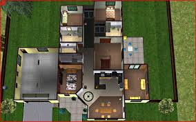 mod the sims modern family home