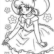 manga coloring pages hellokids