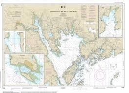 St Croix Map 1798 John Adams Passamaquoddy Bay And The True St Croix River