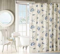 Coastal Shower Curtains Coastal Shower Curtains Design Ideas Home Interior Exterior