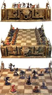 furniture awesome coolest chess sets amazon with artificial stone