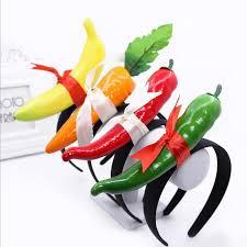 fruit headband aliexpress buy creative fruits vegetables headband