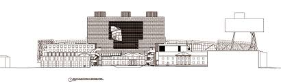 new building architectural drawings ago art gallery of ontario