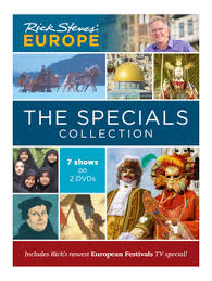 rick steves europe specials collection dvd rick steves travel store