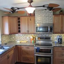 decor u0026 tips affordable tin backsplash for decorating kitchen