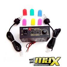 led strobe light kit type r multi colour led strobe light kit