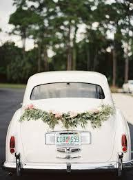 best 25 wedding car decorations ideas on pinterest car