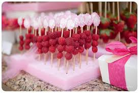 baby girl shower ideas ideas for baby girl shower berries strawberry with elephant