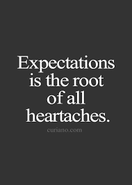 best 25 quotes on expectations ideas on live