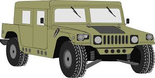 humvee drawing military clipart humvee pencil and in color military clipart humvee
