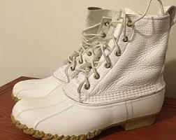 womens ll bean boots size 11 ll bean boots etsy
