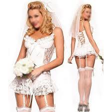 Wedding Lingerie Set White Bridal Lingerie Sets Reviews Online Shopping White Bridal