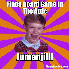Meme Board Game - finds board game in the attic create your own meme