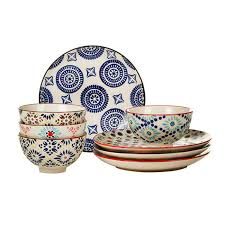 Dining Room Plate Sets by Pols Potten Mosaic Dinnerware Interior Ideas Pinterest