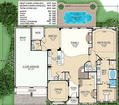 plan w36284tx elegant home plan with indoor grotto e