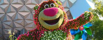 photo favorites from the 2011 epcot international flower and