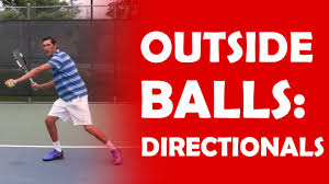 outside balls directionals