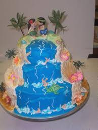 Luau Cake Decorations Custom Decorated Cakes The Sweet Shoppe Bakery High Point Nc