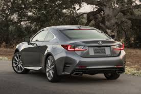 lexus rc 2016 lexus rc coupe adds turbo four 200t v 6 300 awd models