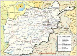 Iraq Province Map Afghanistan Map Provinces