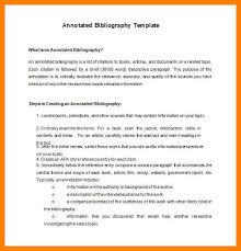 6 apa annotated bibliography template aplication format