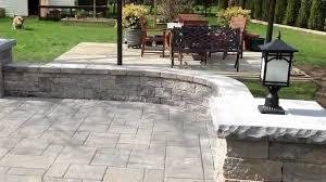 jonathan robert landscape design backyard patio with pillars