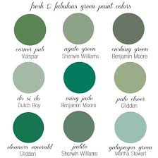 Different Shades Of Green Paint Best 25 Jade Green Ideas On Pinterest Green Bedroom Walls