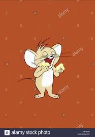 jerry mouse tom u0026 jerry 1962 stock photo royalty free image