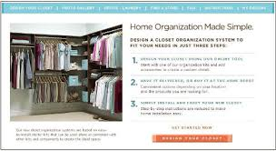 Tips Home Depot Closet Organizer System Martha Stewart Closets by How To Design Your Dream Custom Closet The Home Depot Community
