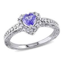 tanzanite engagement ring tanzanite rings shop the best deals for dec 2017 overstock