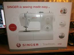 singer tradition 2282 sewing machine brand new in tower
