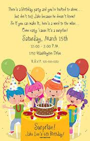 funny birthday party invitation wording cimvitation
