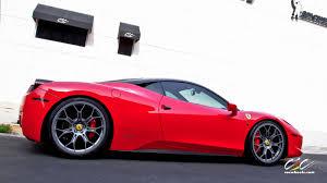 Ferrari 458 Gt - cec edition ferrari 458 italia gets the first technomesh forged