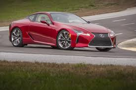 lexus performance company lexus introduces lc 500 flagship coupe at detroit auto show