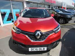 renault kadjar 2016 used 2016 renault kadjar 1 6 dci dynamique nav 5dr for sale in