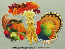 get your thanksgiving decorations with thanksgiving