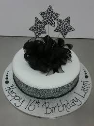 black leopard print cake sargent u0027s cakes