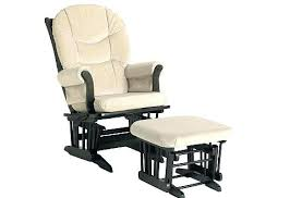 Glider Recliner With Ottoman For Nursery Glider Rocker Ottoman Fascinating Rocker Glider Recliner With